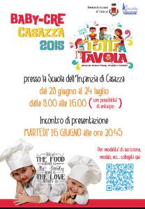Baby-CRE Casazza 2015